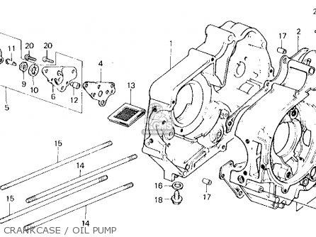 Honda Trx70 86 Trx70 1986 Parts