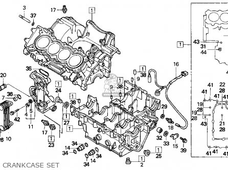 GASKET,OIL COOLER