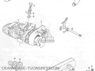 (25812-25132) ARM,REDUCTION SHAFT