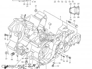 BOLT(10X160) for VZ800Z BOULEVARD M50 2007 (K7) USA CALIFORNIA (E03