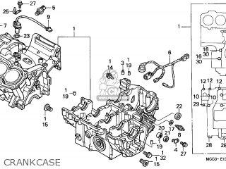 Crank Case Set photo