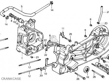 gasket r crank ca for ch250 elite 250 1989 k usa order at cmsnl KCA 2014 Vote gasket r crank ca photo