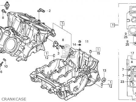 1996 Honda Magna 750 Wiring Diagram - Wiring Diagram Schema