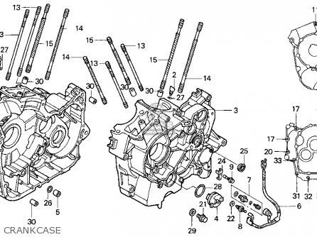 Honda Vt1100c 96 Vt1100c Shadow 1100 1996 Parts