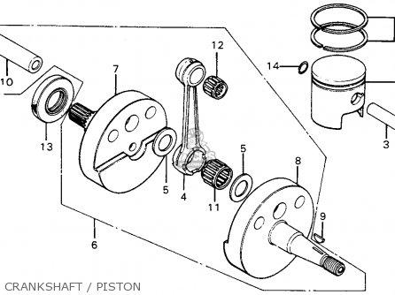 (13101-361-003) PISTON