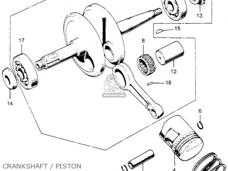 (13040087014) RING-SET,PISTON