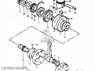 Shaft, Timing Chain Drive photo