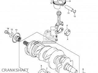 BEARING,CRANKSHAFT for GSXR600 2006 (K6) USA (E03) - order at CMSNL | Gsxr 600 Engine Diagram |  | Cmsnl.com