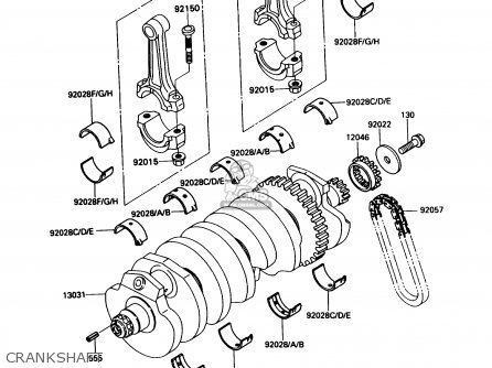 Rod-assy-connecting, K photo