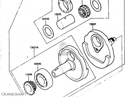 (130445061) SET-CONNECTING ROD