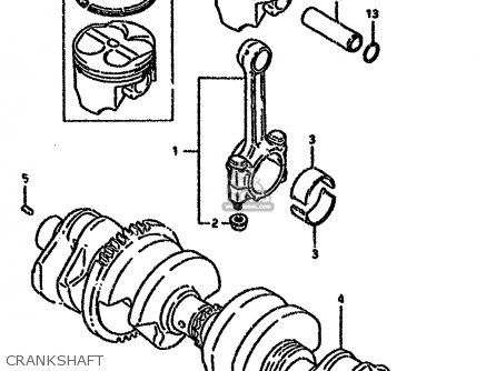 CONNECTING ROD ASSY
