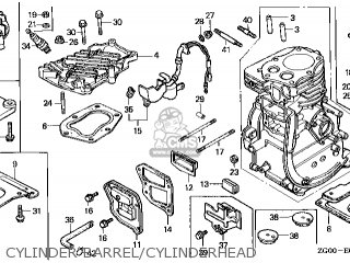 (12281896306) GASKET CYLIN HEAD