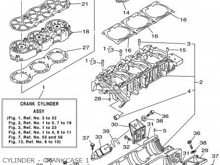 Yamaha 6 Cylinder Motorcycle