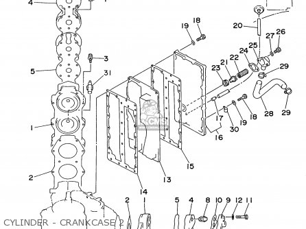 Gasket, Exhaust Outer Cover photo