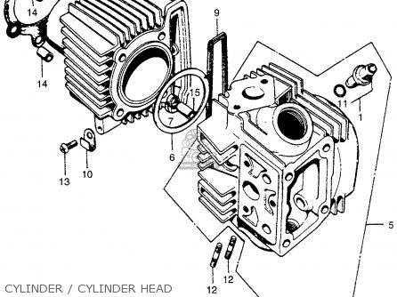 (12100056791) CYLINDER