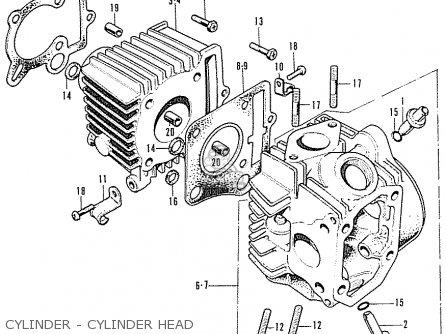 12200092305 Head Cylinder_12200092000