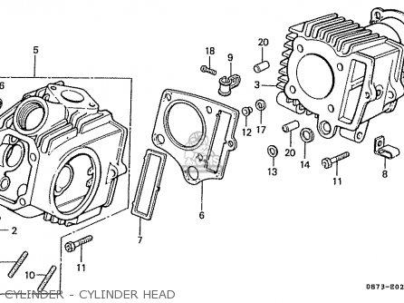 Head, Cylinder photo