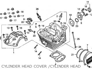 (12000KPS901) HEAD ASSY,CYLINDE