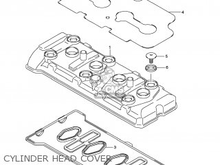 Shield, Cylinder Head Cover photo