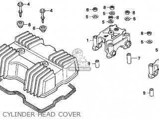 COVER,CYLN.HEAD