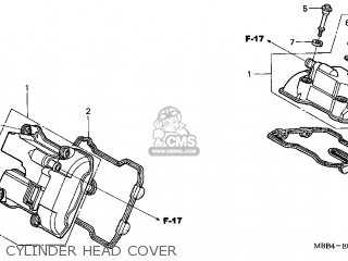 COVER ASSY,CYLN H