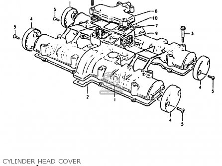 Cover, Cylinder Head photo