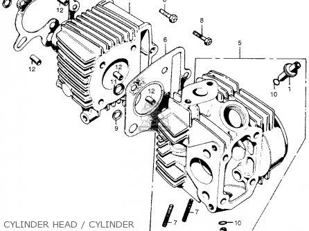 (12101GB2000) CYLINDER COMP.