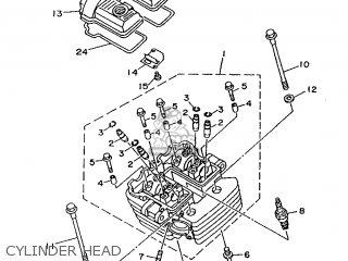 (4GY1118101) GASKET, CYLINDER HEAD 1
