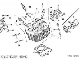 (12200KN4A61) HEAD COMP,CYLINDE