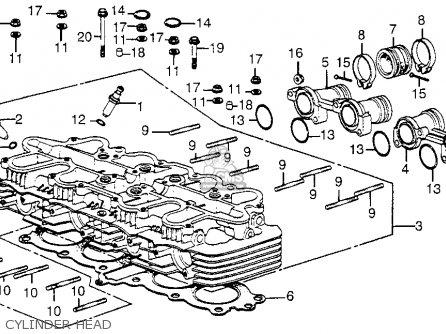 NosResults on 1977 Honda Cb 550 Four