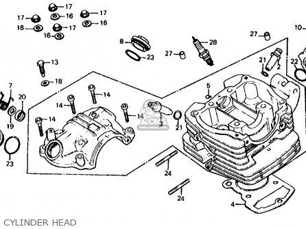 [SCHEMATICS_4NL]  GRIP, ADJUSTER for ATC200E 1983 (D) BIG RED USA - order at CMSNL   Honda 185s Engine Diagram      Cmsnl.com