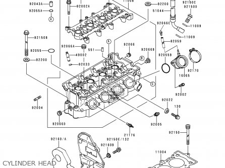 [SCHEMATICS_49CH]  PLUG for ZX600H1 NINJA ZX6R 1998 FG ST - order at CMSNL | Zx6r Engine Diagram |  | Cmsnl.com