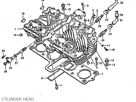 Gasket, Cylinder Head (mca) photo