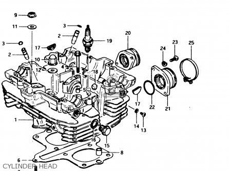 Head Assembly, Cylinder photo