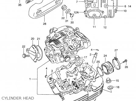 Cap, Cylinder Head Cover, R photo