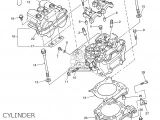 COVER, CYLINDER HEAD 1