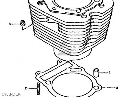 Suzuki 1991 Dr650sm Dr650s Dual Purpose Motorcycle Parts