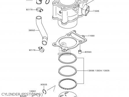 Cylinder-engine photo
