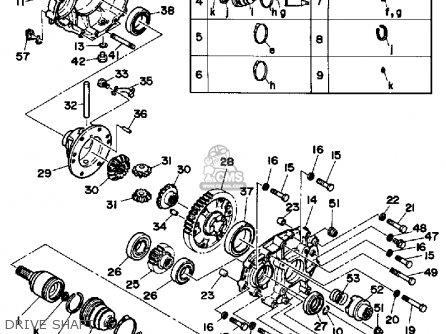 Yamaha Xs650 Engine