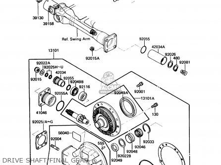1982 Kz1100 A2 Wiring Diagram Sincgars Radio Configurations