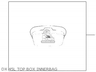 Dx 45l Top Box Innerb photo