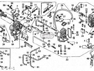 (16100KV3771) CARBURETOR assembly