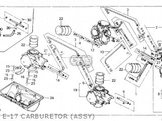 (16100MB2603) CARBURETOR assembly