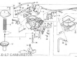 (16100-KM1-785) CARB assembly