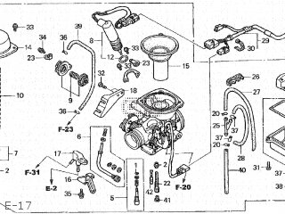 (16100-KPB-733) CARBURETOR assembly