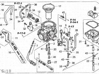 (16100-KCZ-J73) CARBURETOR assembly