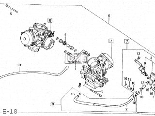 (16100ML5014) CARBURETOR Assembly  (VE