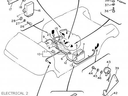 wiring diagram for yamaha g16 golf c yamaha g16