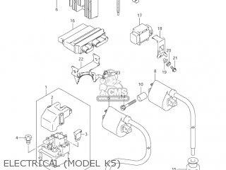 Bracket, Fuel Cut Sensor photo