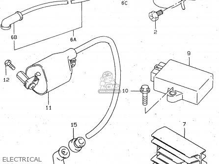 Wire, Starter Motor Lead photo